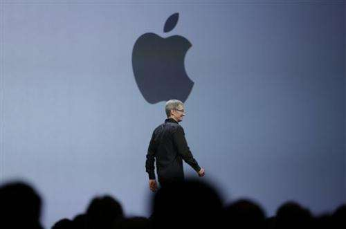 Apple unveils music streaming service