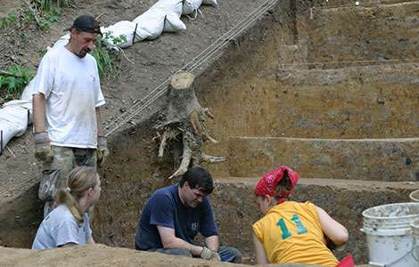 Archaic Native Americans built massive Louisiana mound in fewer than 90 days, research confirms
