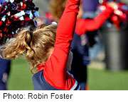 As cheerleading evolves, injuries mount