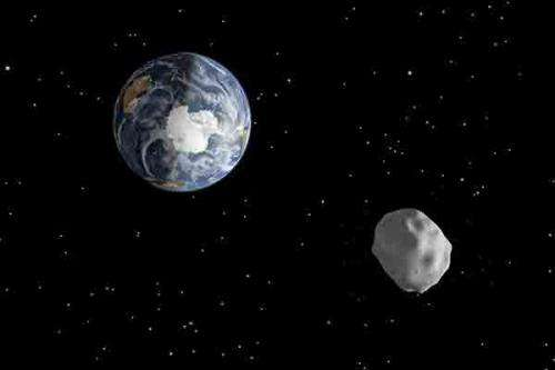 After another near miss, professor wants to find asteroids that threaten Earth