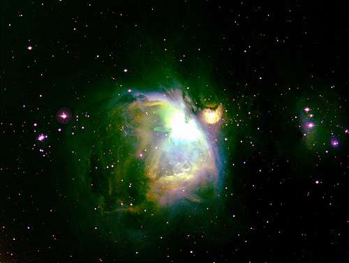 Astrophoto: Beautiful new look at the Orion Nebula
