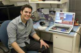 ASU graduate student to build infrared camera for nanosatellite