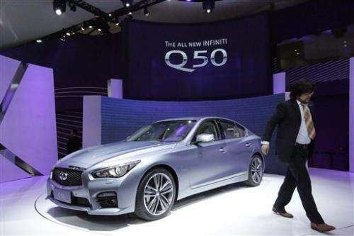 At Shanghai show, Japan automakers woo lost sales