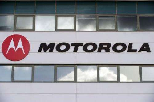 A US appeals court on Wednesday revived an Apple smartphone patent complaint against Motorola Mobility