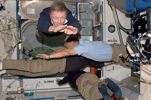 Bacteria Sent Into Space Behave in Mysterious Ways