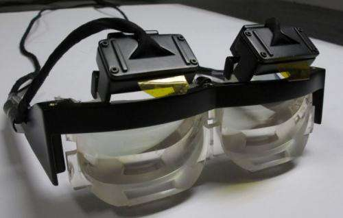 Beyond Google Glass: Researcher looks to the future