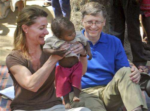 Bill Gates, 5 scientists win Lasker medical prizes