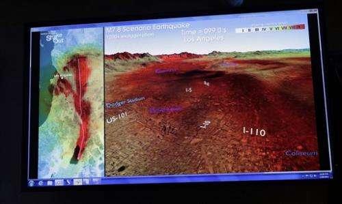 Bill would create California quake warning system