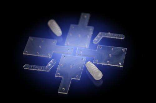 Bioglass helping to mend bones