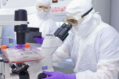 Biomanufacturing center takes central role in developing stem-cell therapies