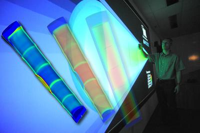 BISON enables complex nuclear fuel modeling, simulation
