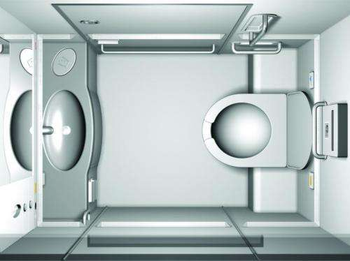 BrailleWise aircraft toilet: Making air travel easier for visually impaired people