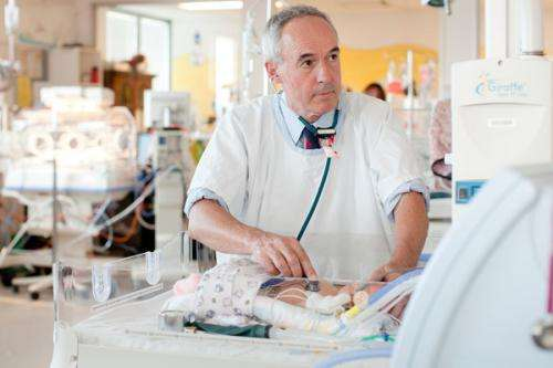 Brain mapping study to improve outcomes for preterm infants