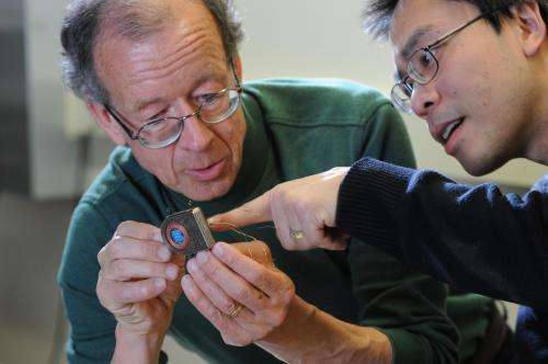 Brown unveils novel wireless brain sensor