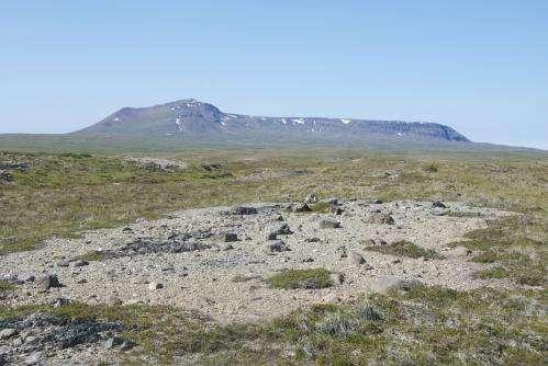 Canada's distinctive tuya volcanoes reveal glacial, palaeo-climate secrets