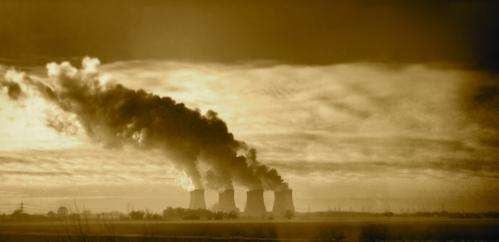 Carbon emissions still growing when they must fall:report