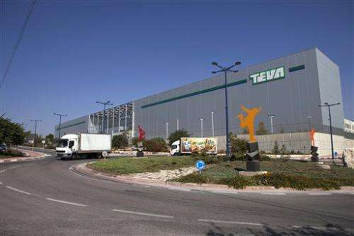 CEO of drug maker Teva out ahead job cuts