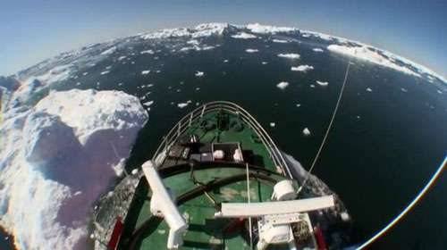 Changes in Greenland landscape affect carbon balance sheet