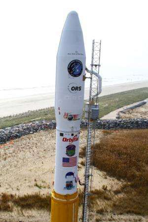 ChargerSat-1 boosted into space  by Minotaur rocket Tuesday night