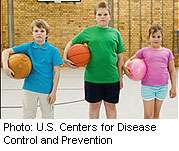 Childhood obesity rates drop slightly: CDC