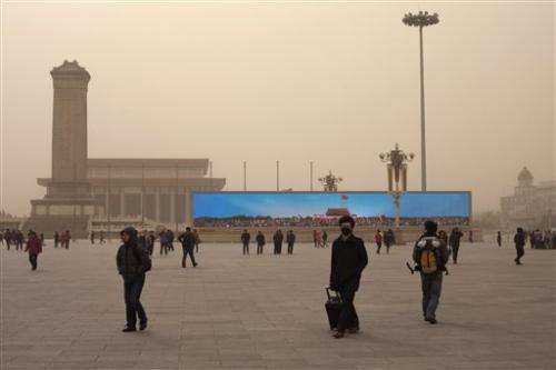 China career boost can come with health risks