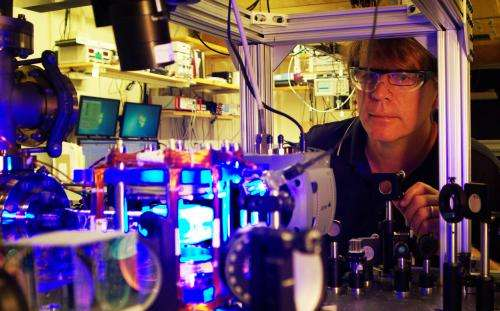 Control scheme dynamically maintains unstable quantum system