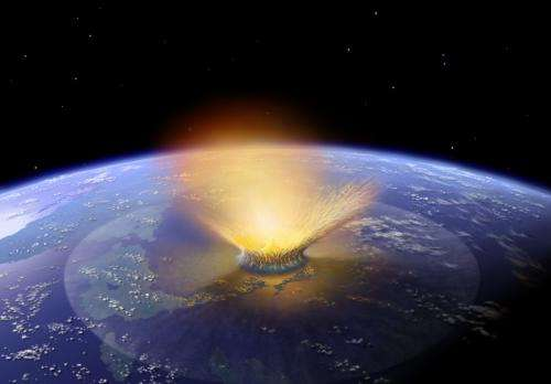 Could life have survived a fall to Earth?
