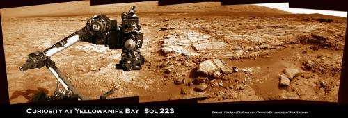 Curiosity is back! Snapping fresh Martian vistas