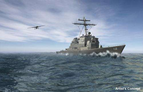 DARPA's new TERN program aims for eyes in the sky from the sea