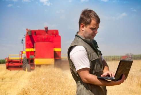 Data sharing for food security