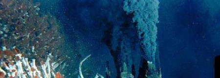 December Expedition to Explore Life in Hydrothermal Vent