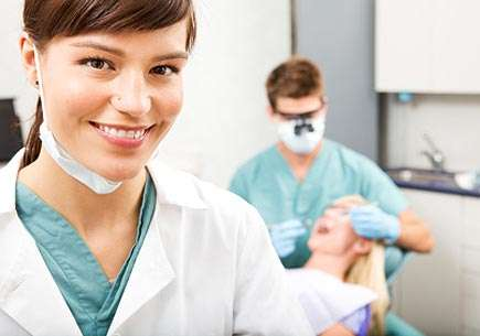 Dental therapists clinically competent to provide patient care