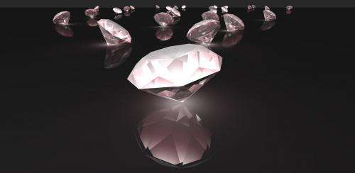 Diamond 'flaws' pave way for nanoscale MRI