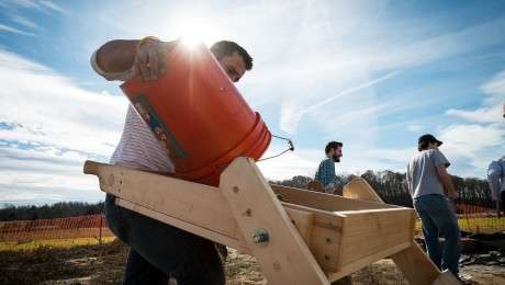 Digging up prehistoric rural communities