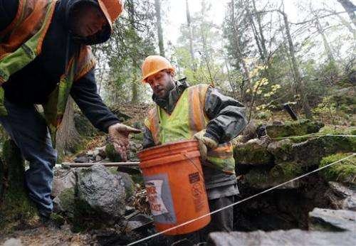 Dig turns up ancient artifacts at upstate NY site