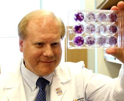 Doctors look at treating specific types of pediatric cancer with viral therapy