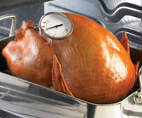 Don't overlook safe turkey-handling practices for a happy holiday