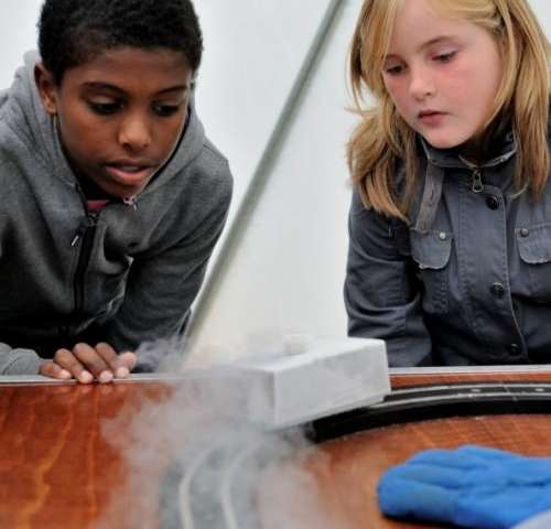 Early encounters with engineering and technology are important for children
