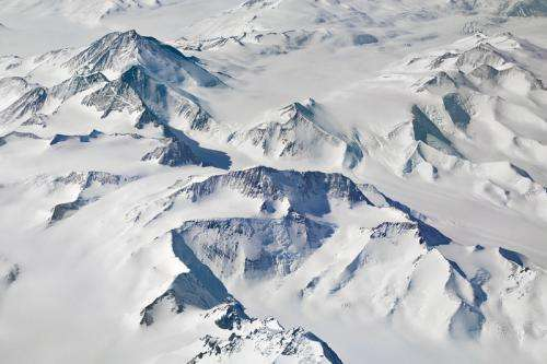 East Antarctic Ice Sheet could be more vulnerable to climate change than previously thought