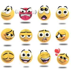 Emoticons get more emotional