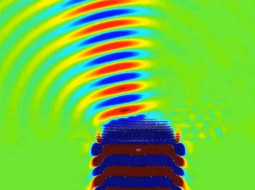Engineers' new metamaterial doubles up on invisibility (w/ Video)