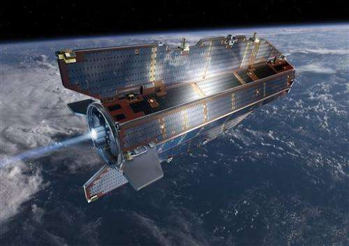 ESA: Satellite causes no damage after re-entry