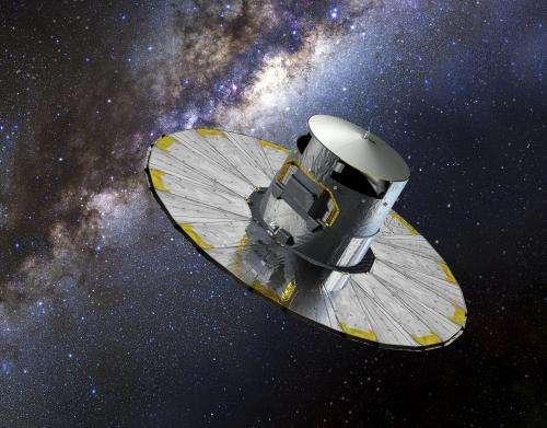 Europe's billion-star surveyor set for launch