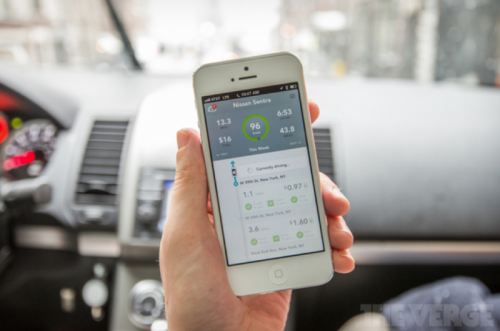 Кeview: Automatic keeps tabs on driving habits to cut gas use