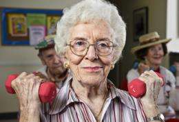 Exercise proves to be ineffective against care home depression