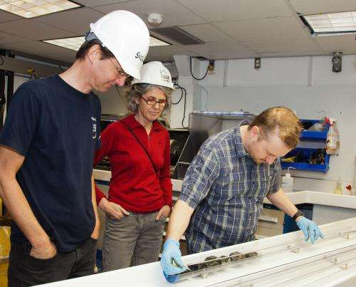 Expedition yields unexpected clues to ocean mysteries