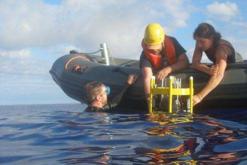 Exploring the saltiness of the ocean to study climate change