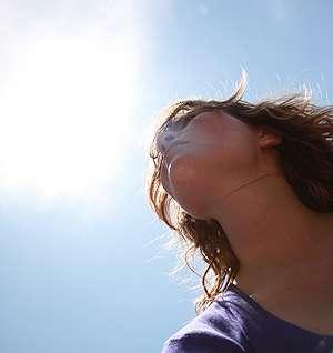 Eyes on the sun