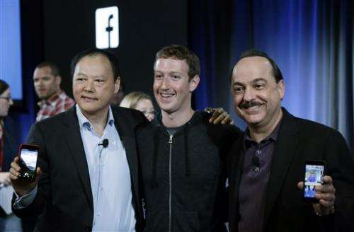 Facebook barges into Google turf with Home