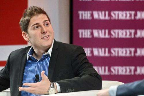 Facebook co-founder, Eduardo Saverin, pictured in Singapore, on February 21, 2013